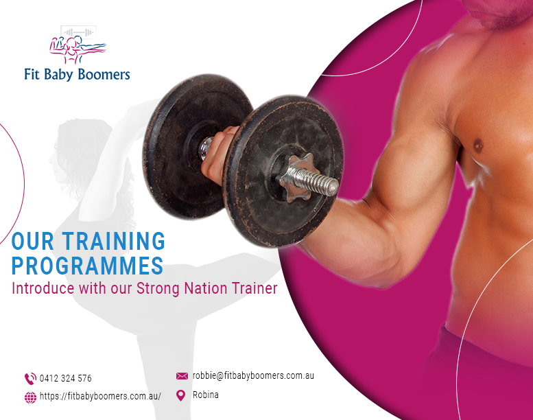 'Fit Baby Boomers' is Welcoming the Expert Personal Trainers- Know Their Benefits