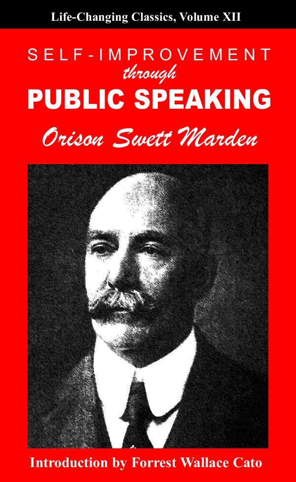 Self Improvement through Public Speaking