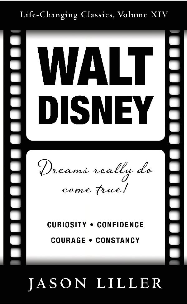 Walt Disney PDF with Front Cover